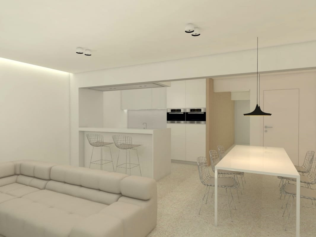 Project Appartement 8